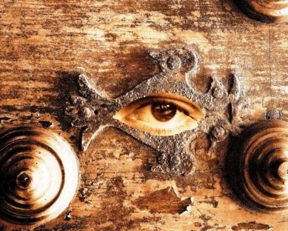 ojo cerradura
