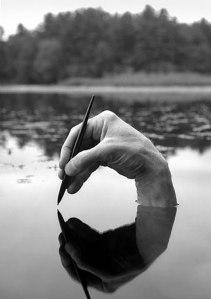 escribir-agua