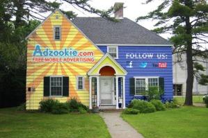 casa publicitaria