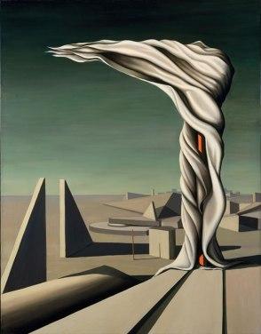 kay sage mujer al viento