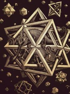 Stars MC Escher